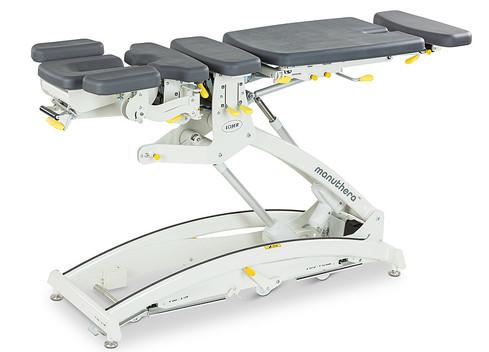 fysioterapeutin pöytä